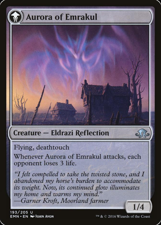 Aurora of Emrakul [EMN]