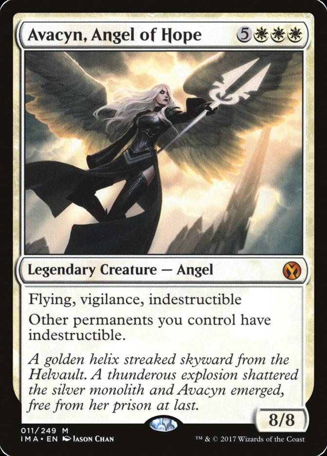 Avacyn, Angel of Hope [IMA]