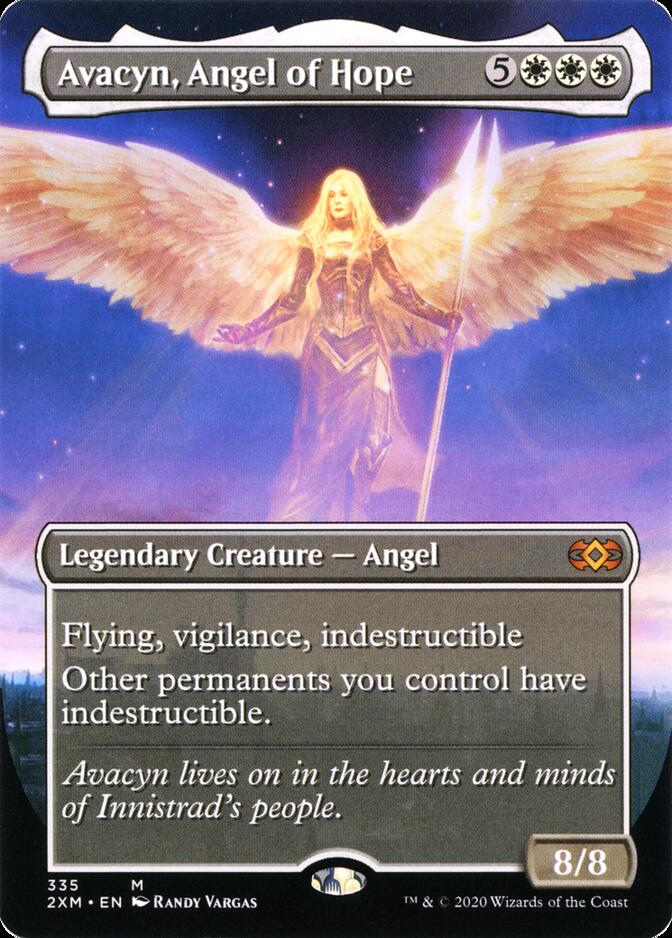 Avacyn, Angel of Hope [P2XM]