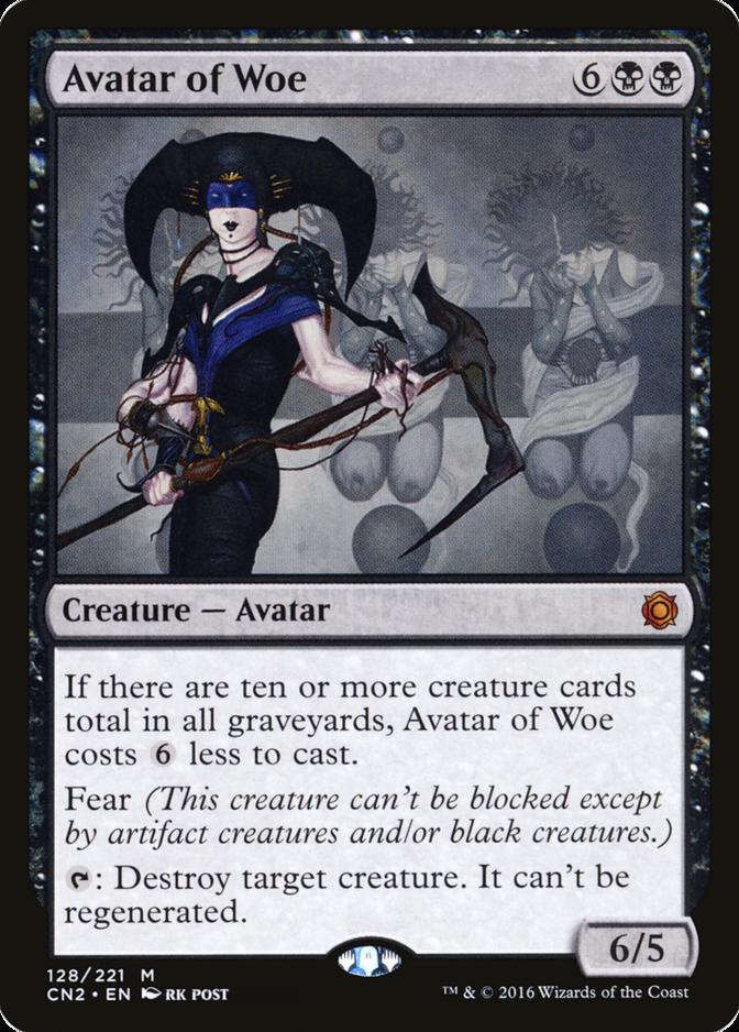 Avatar of Woe [CN2]