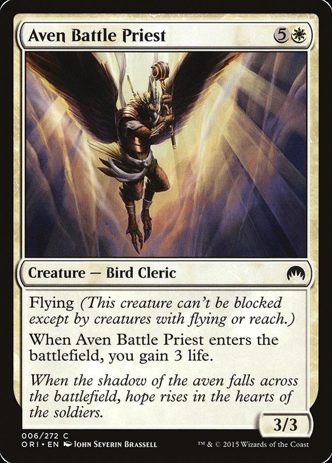 Aven Battle Priest [ORI]