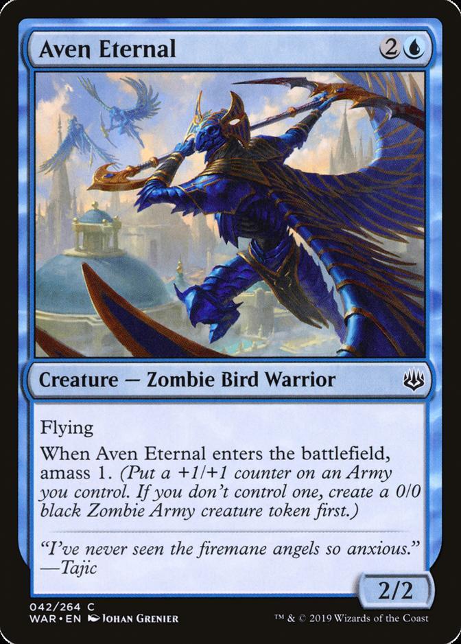 Aven Eternal [WAR]