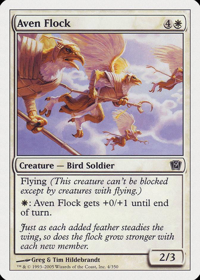 Aven Flock [9ED]