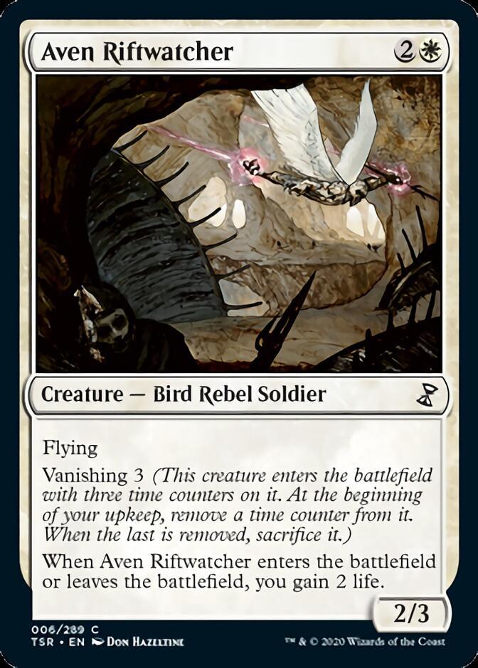 Aven Riftwatcher [TSR] (F)