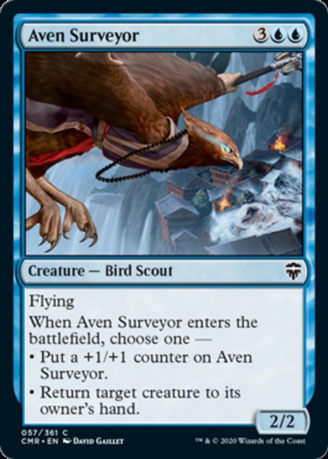 Aven Surveyor [CMR]