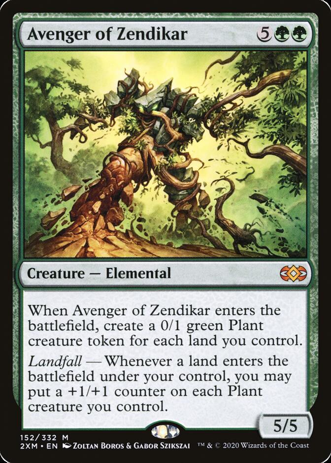 Avenger of Zendikar [2XM]