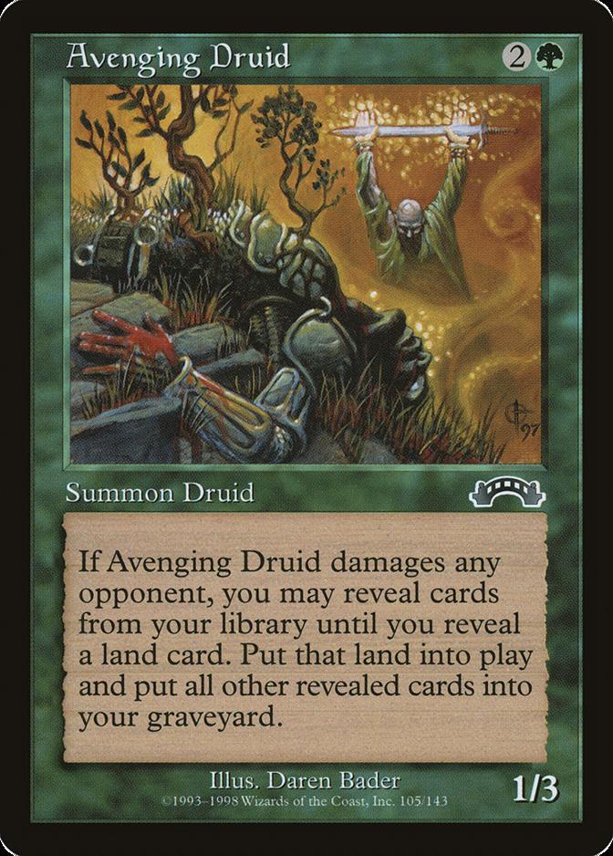 Avenging Druid [EX]