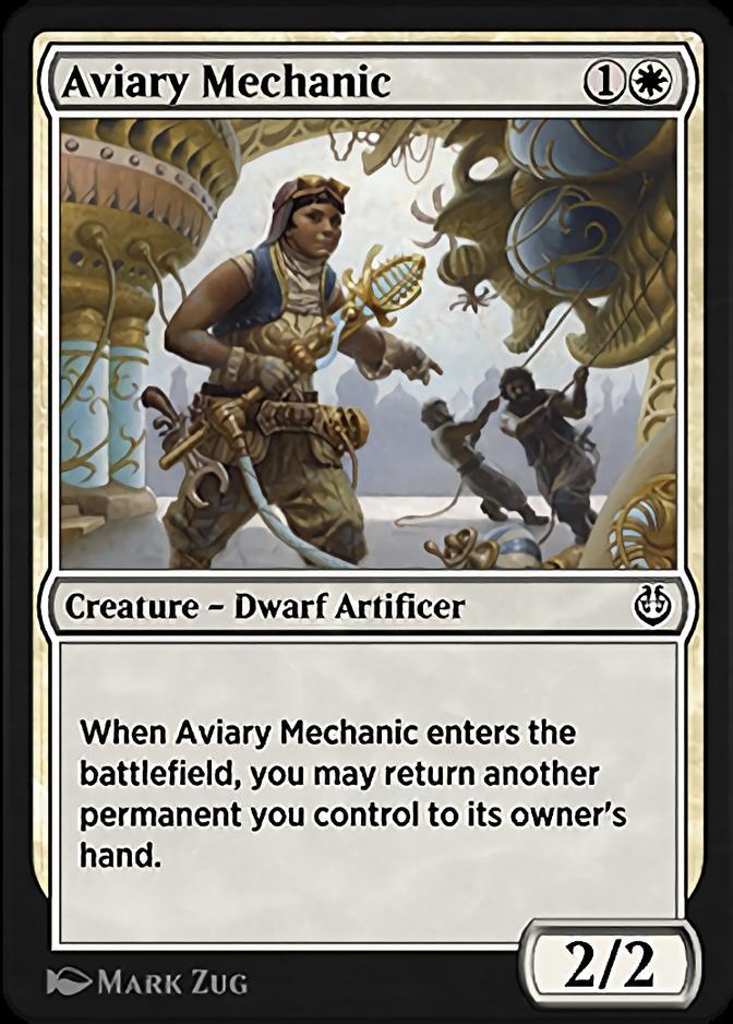 Aviary Mechanic [KLR]