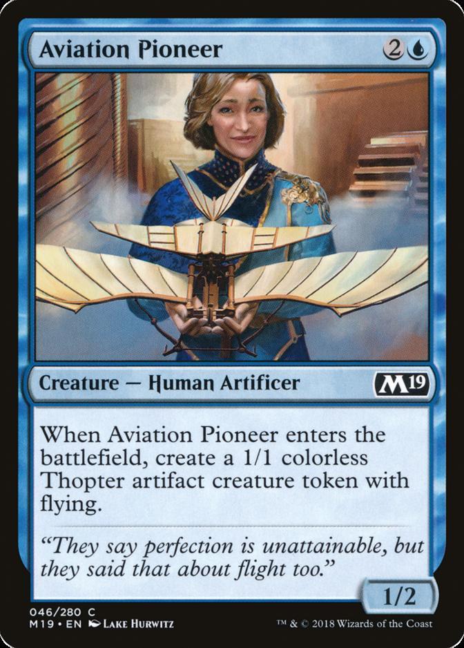 Aviation Pioneer [M19]