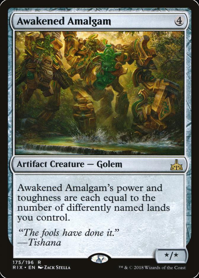 Awakened Amalgam [RIX]