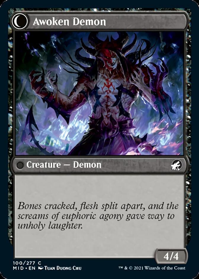 Awoken Demon [MID]