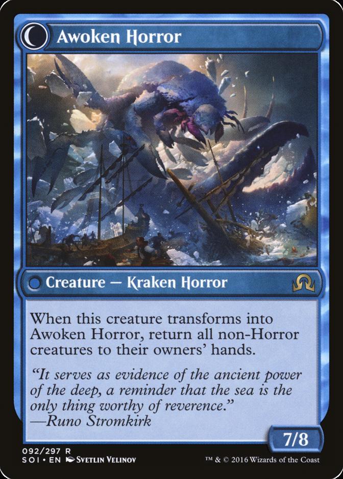 Awoken Horror [SOI]