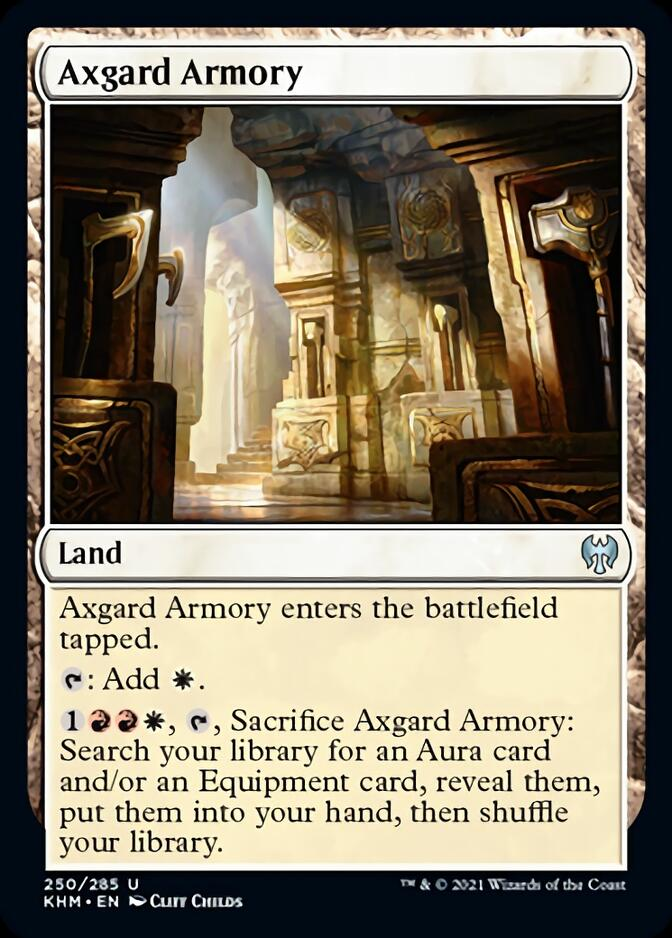 Axgard Armory [KHM]