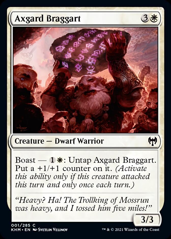 Axgard Braggart [KHM]