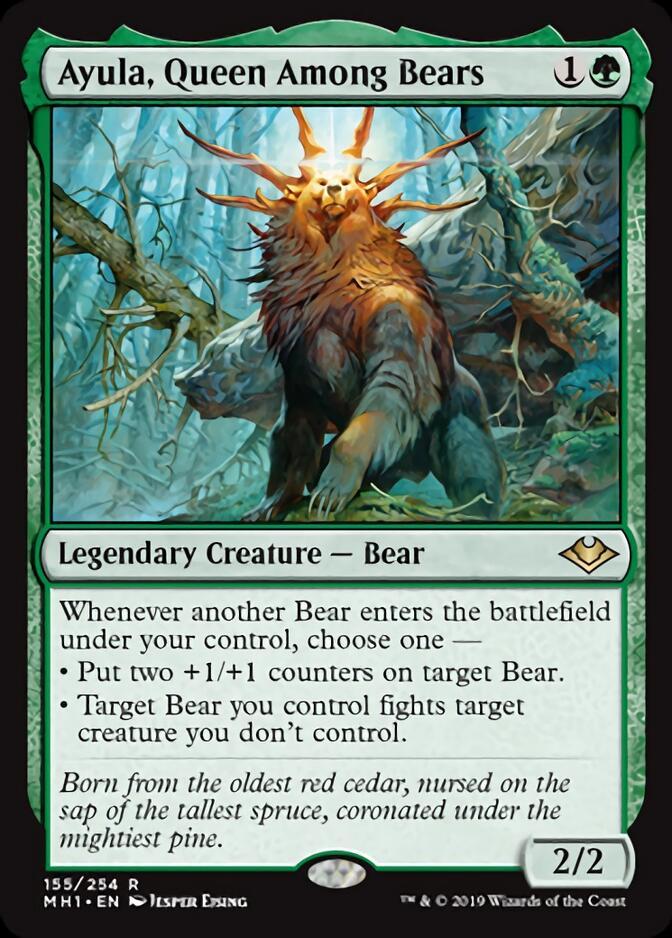 Ayula, Queen Among Bears [J21]