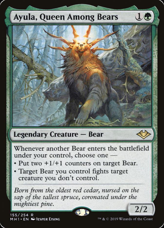 Ayula, Queen Among Bears [MH1]