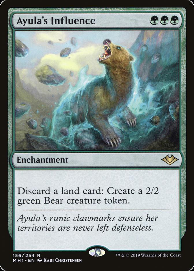 Ayula's Influence [MH1]