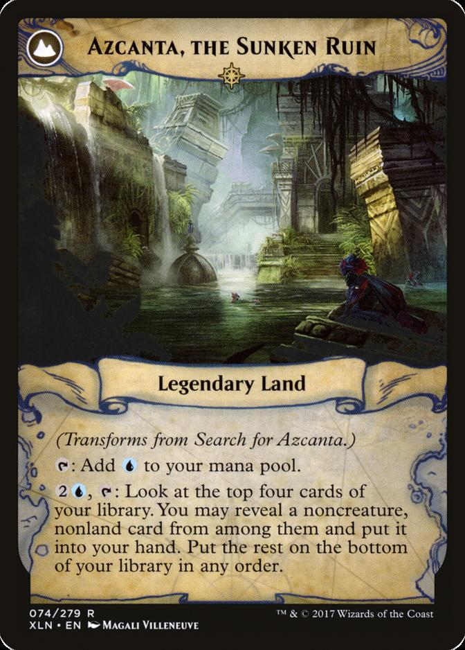 Azcanta, the Sunken Ruin [XLN]