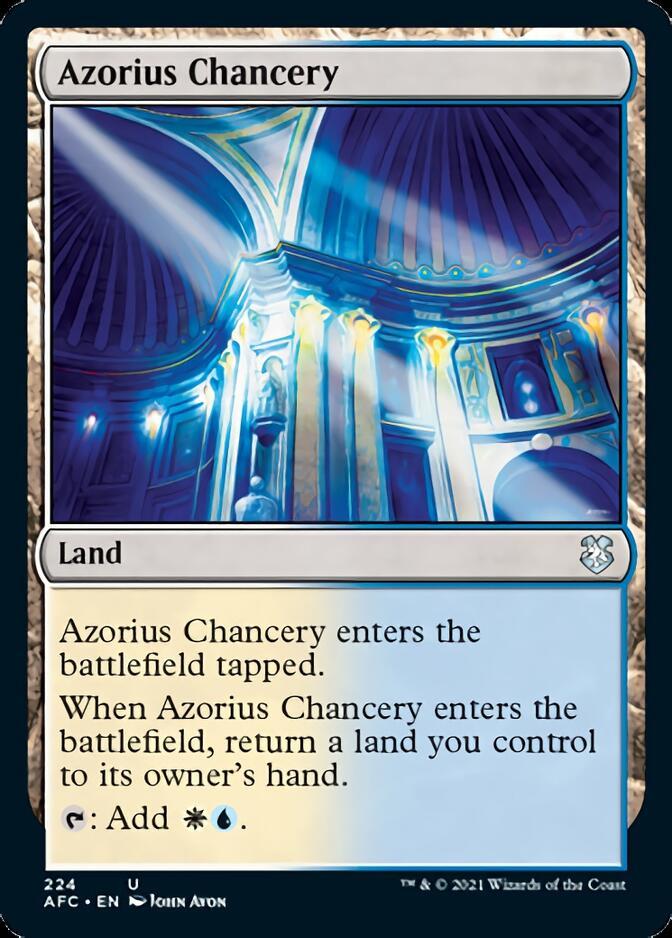 Azorius Chancery [AFC]
