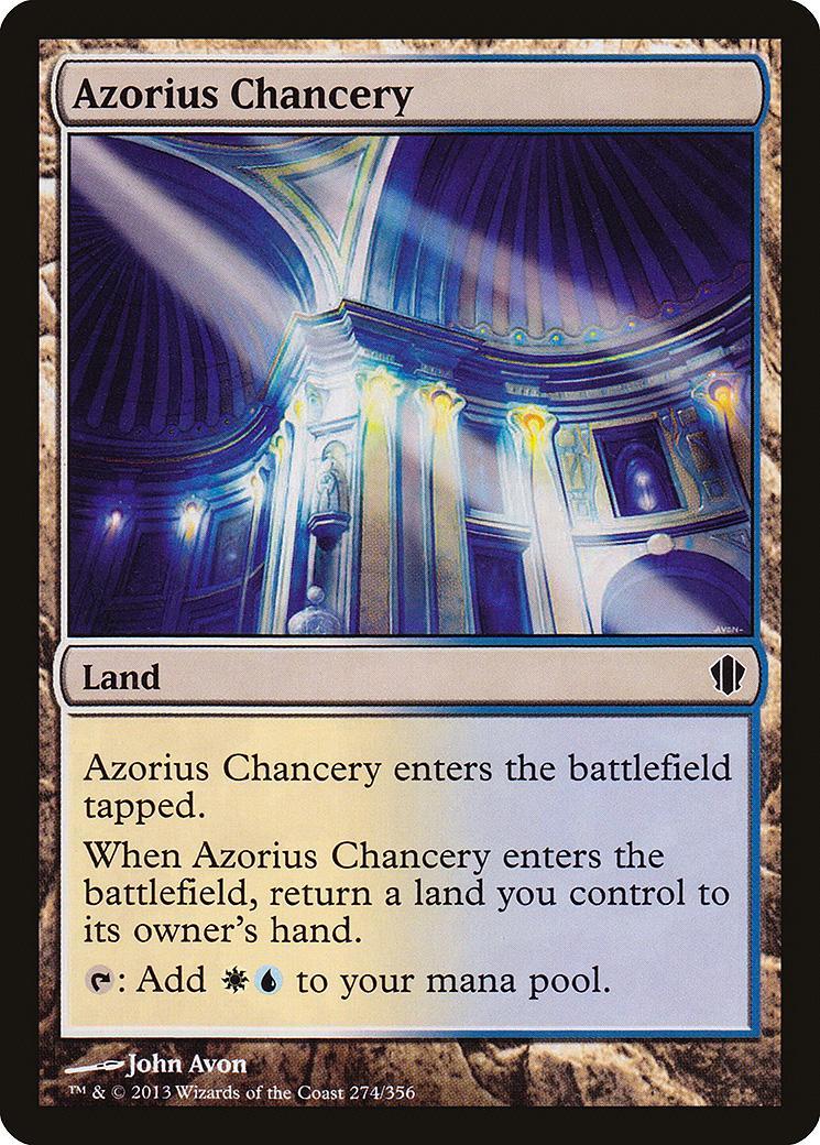 Azorius Chancery [C13]