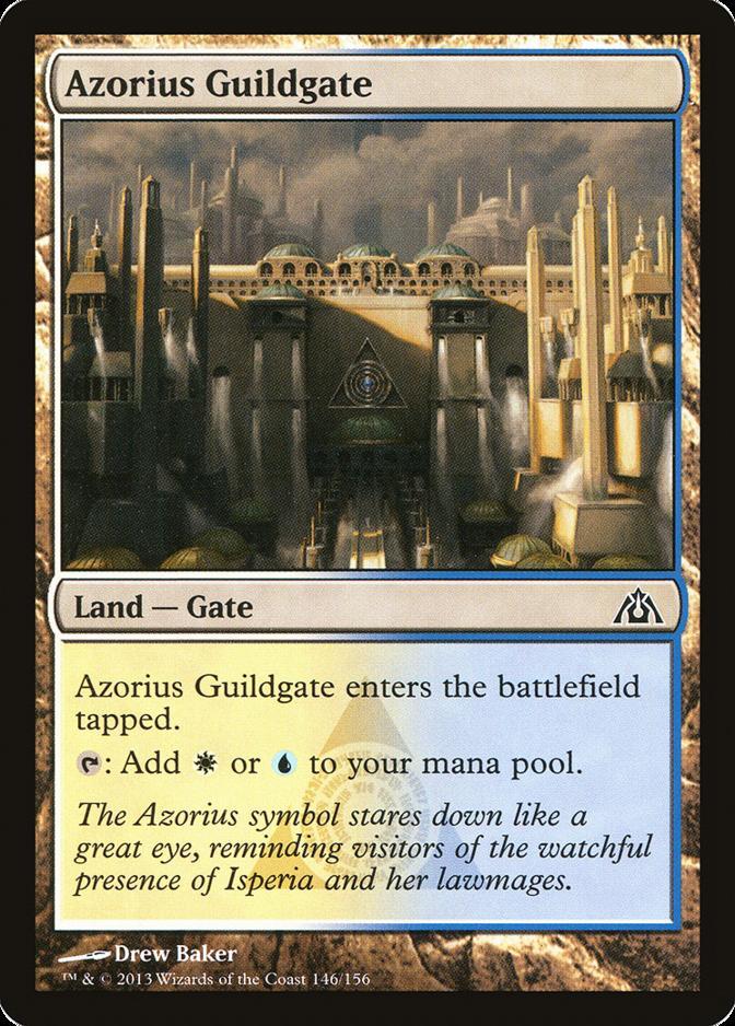 Azorius Guildgate [DGM]