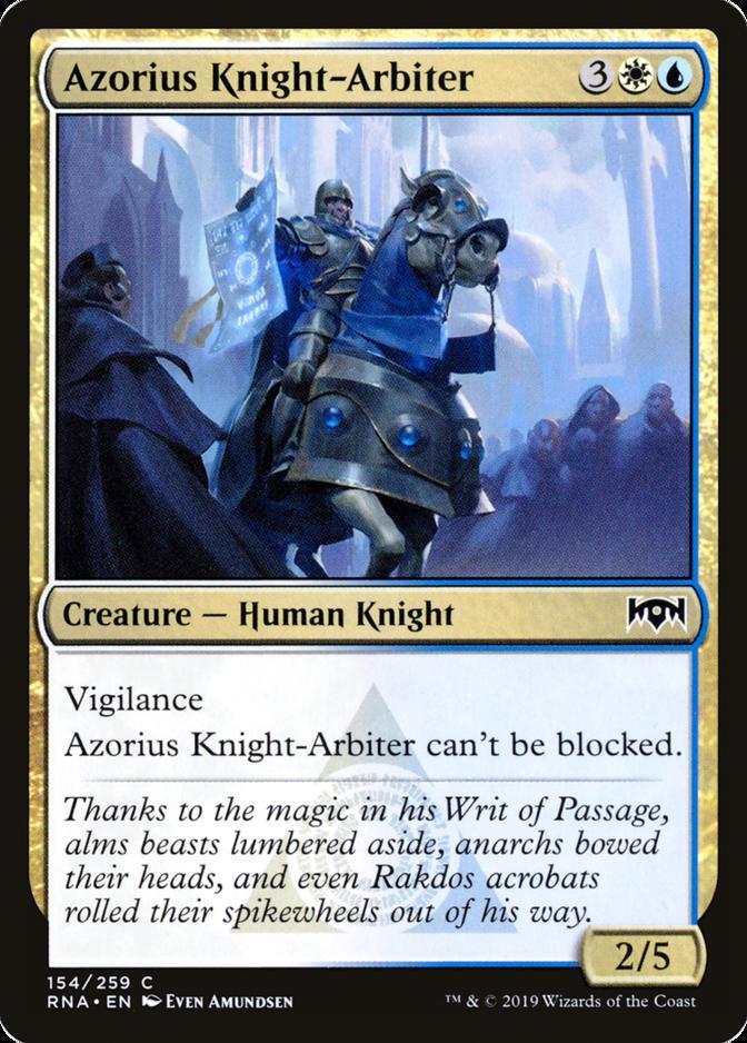 Azorius Knight-Arbiter [RNA]