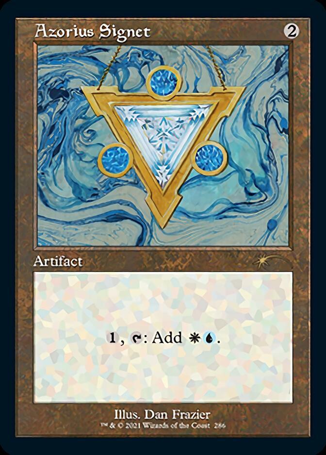 Azorius Signet [SLD]