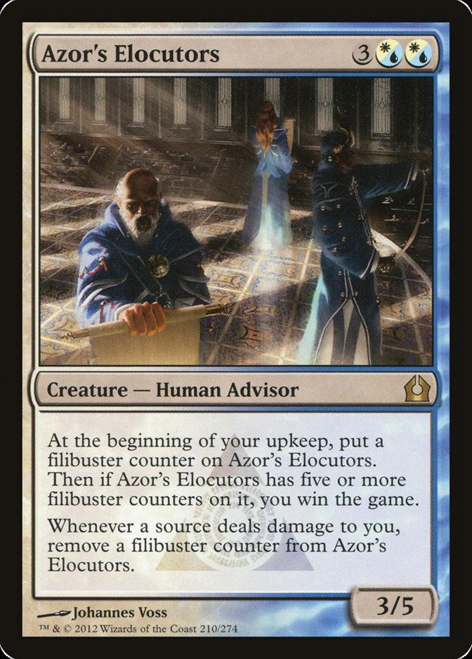 Azor's Elocutors [RTR]