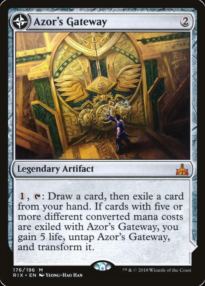 Azor's Gateway [RIX]