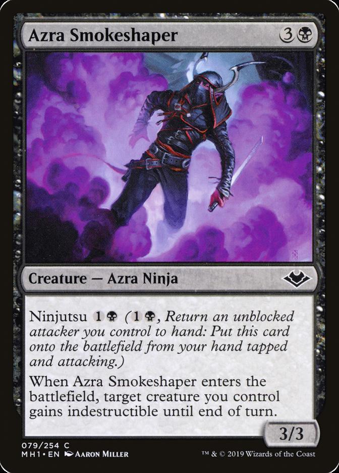 Azra Smokeshaper [MH1]