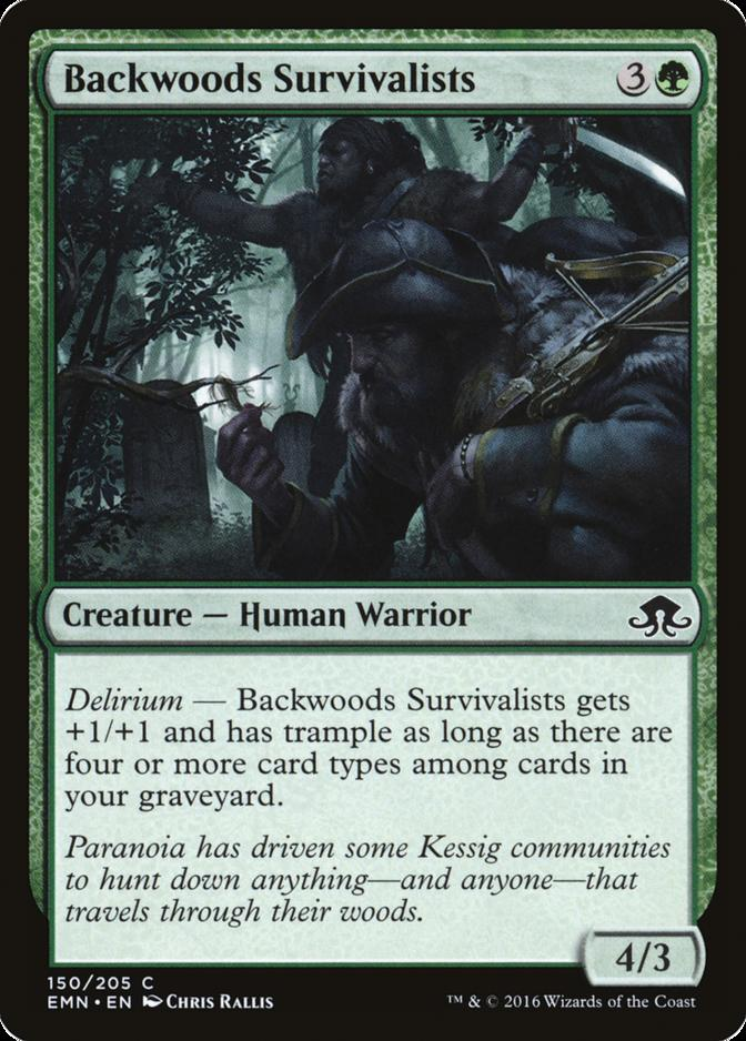 Backwoods Survivalists [EMN]