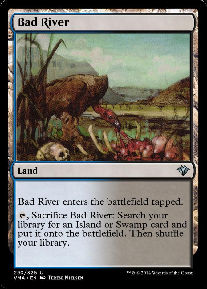 Bad River [VMA] (F)