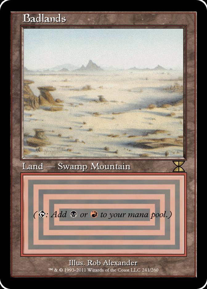 Badlands [ME4] (F)