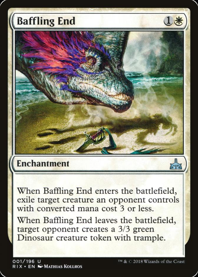 Baffling End [RIX]