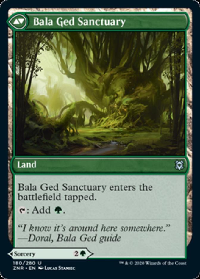 Bala Ged Sanctuary [ZNR]