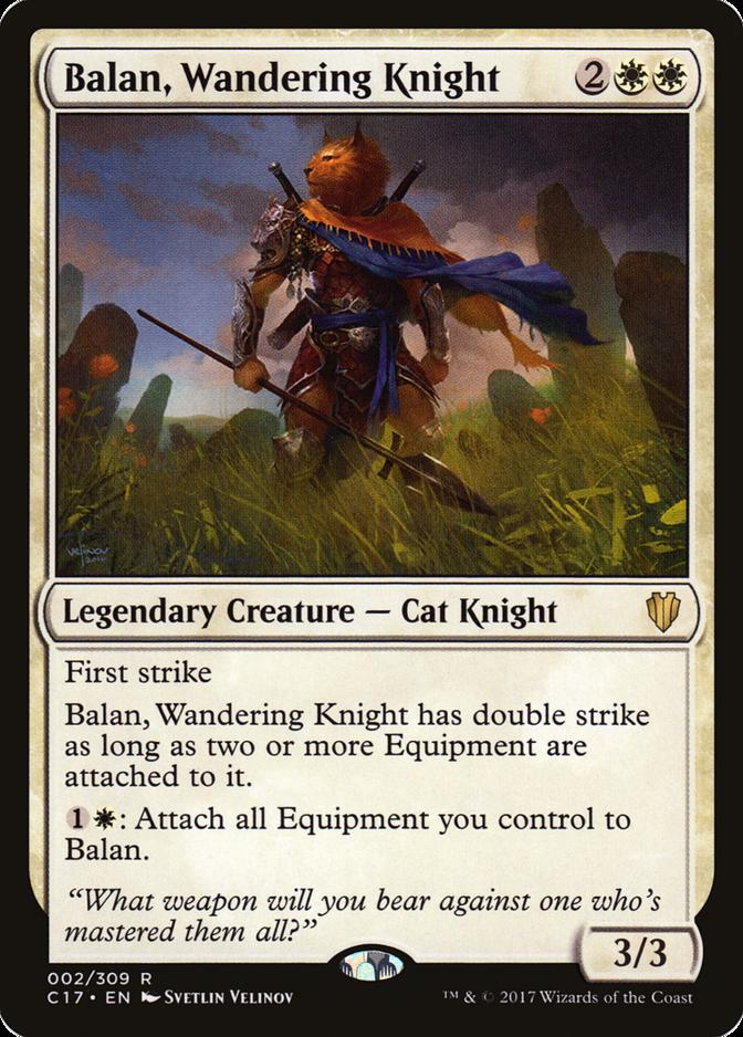 Balan, Wandering Knight [C17]