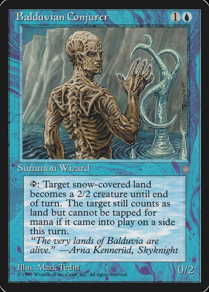 Balduvian Conjurer [ICE]