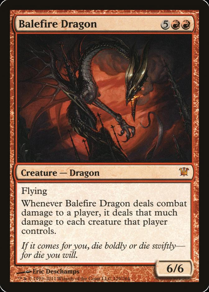 Balefire Dragon [ISD]