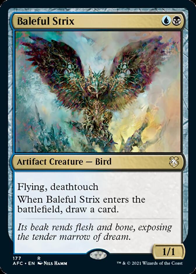 Baleful Strix [AFC]