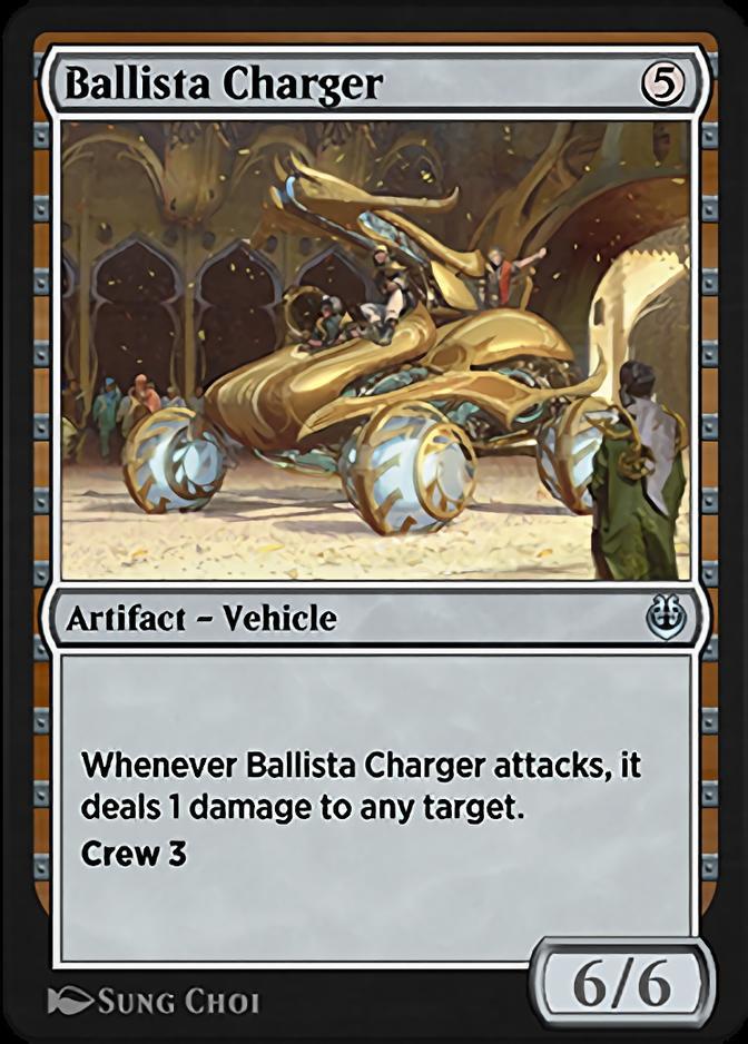 Ballista Charger [KLR]