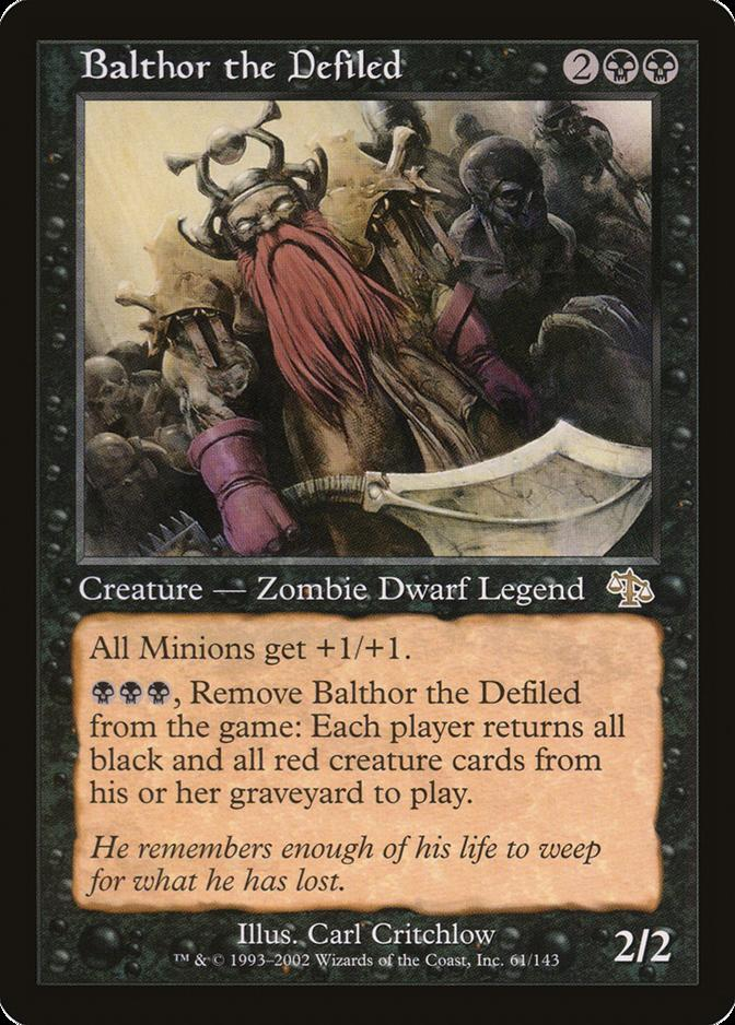 Balthor the Defiled [JUD]