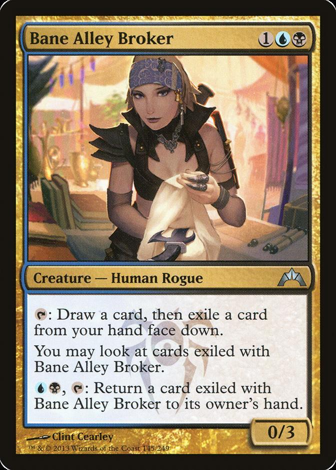 Bane Alley Broker [GTC]