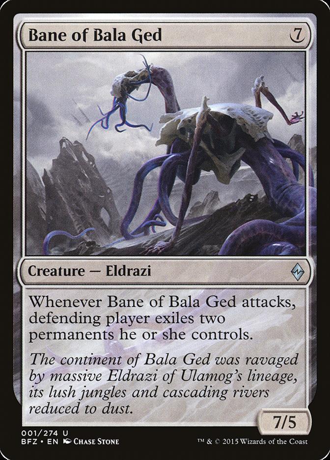 Bane of Bala Ged [BFZ]