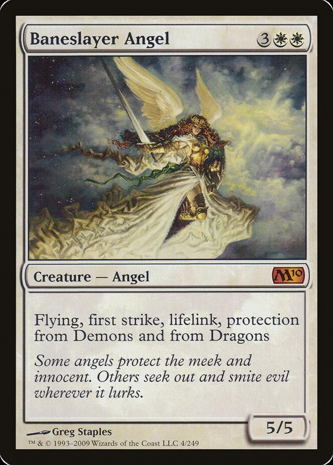 Baneslayer Angel [M10] (F)