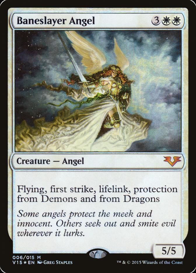 Baneslayer Angel [V15] (F)