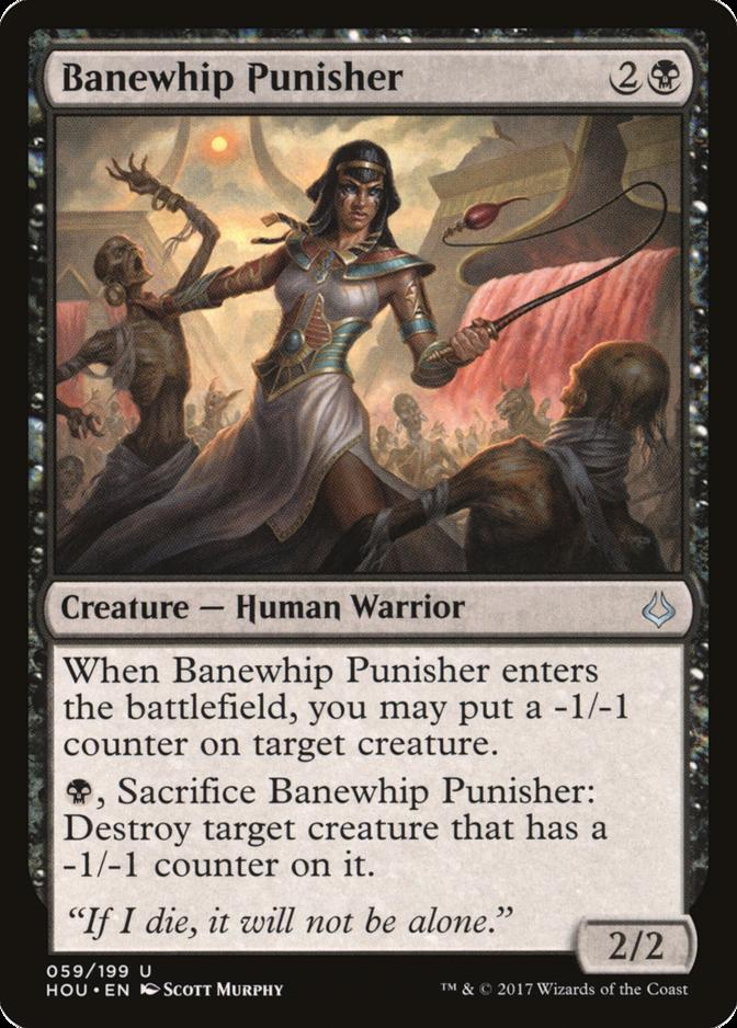 Banewhip Punisher [HOU]