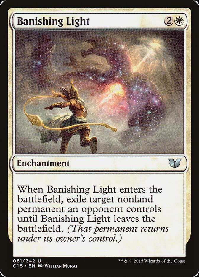 Banishing Light [C15]
