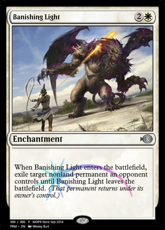 Banishing Light [PRM] (F)