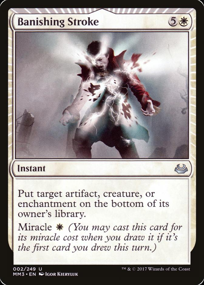 Banishing Stroke [MM3]