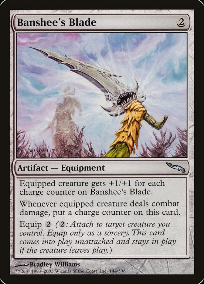 Banshee's Blade [MRD]